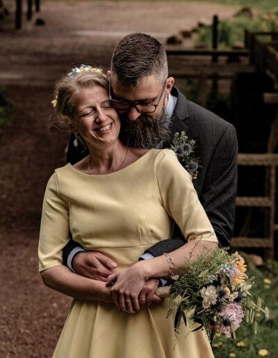 Bryllupsbilleder med sjæl og stemning