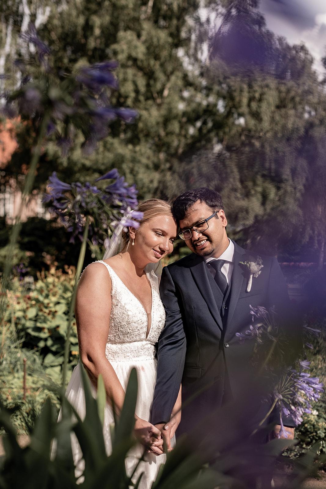 Bryllupsbilleder i København af bryllupsfotograf Loveknots
